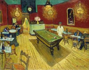 Van Gogh - The Night Cafe - 1888