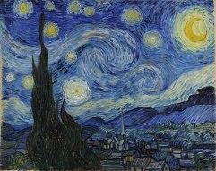 Van Gogh - The Starry Night - 1889