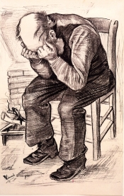 Van Gogh - Worn Out - 1882