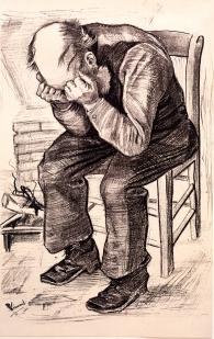 Van Gogh - Worn Out - 1882