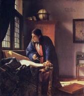 Vermeer - The Geographer - 1668