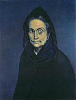 Picasso - Celestina - 1904