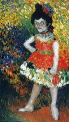 Picasso - Nana - 1901