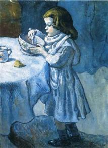 Picasso - The Greedy - 1901