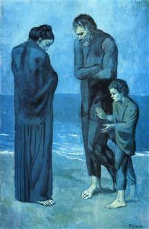 Picasso - The Tragedy - 1903