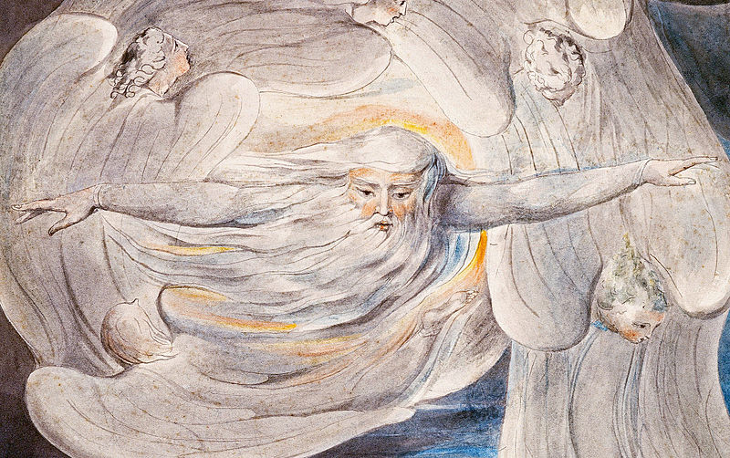 God_answers_Job_from_the_Whirlwind_1803-05_Butlin_461_detail