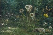 Millet - Dandelions - 1868