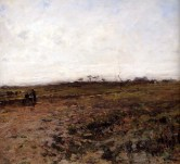 Millet - Landscape with Two Peasant Women - nd