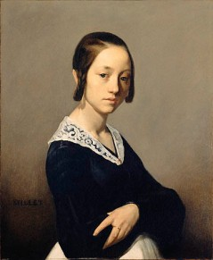 Millet - Louise-Antoinette Feuardent - 1841