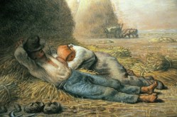 Millet - Noonday Rest - 1866