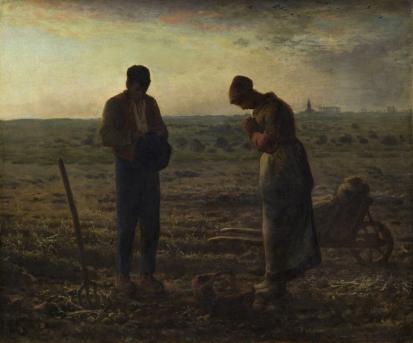 Millet - The Angelus - 1859