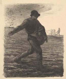 Millet - The Sower - 1851