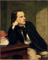 Courbet - Portrait of Paul Ansout - nd