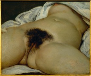 Courbet - The Origin of the World - 1866