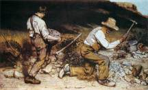 Courbet - The Stonebreakers - 1849