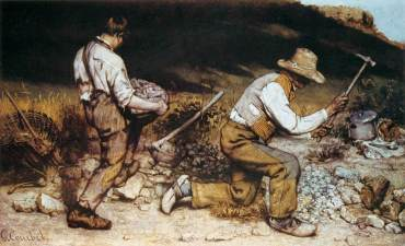 Courbet - The Stonebreakers - 1849