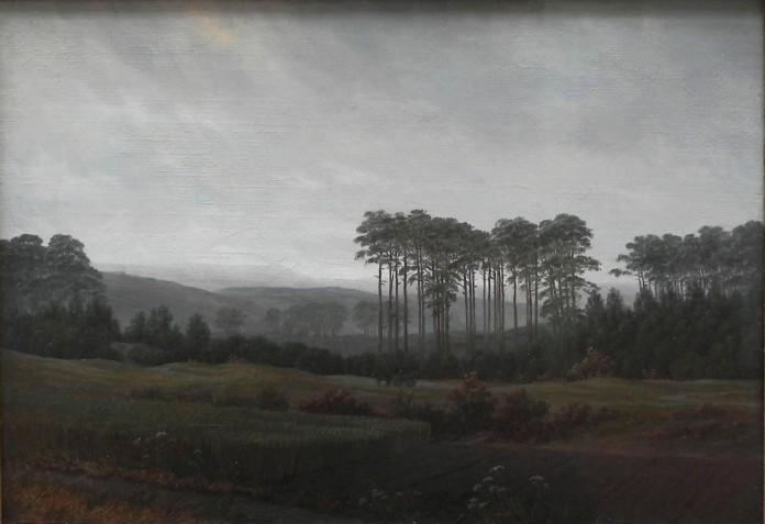 Friedrich - Afternoon - 1821