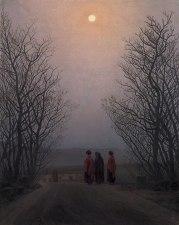 Friedrich - Easter Morning - 1835