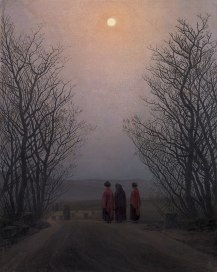 Friedrich - Easter Morning - 1835