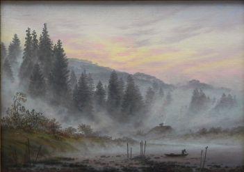 Friedrich - Morning - 1821