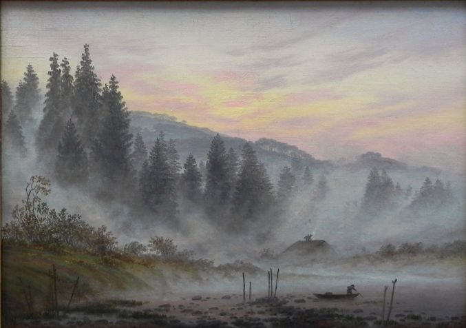 Friedrich - Morning - 1821