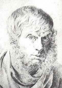Friedrich - Self Portrait - 1810