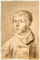 Friedrich - Self Portrait as a Young Man - 1800