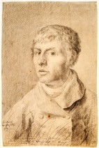 Friedrich - Self Portrait as a Young Man - 1800