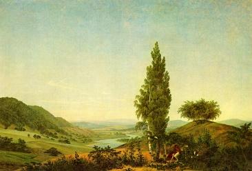 Friedrich - The Summer - 1807