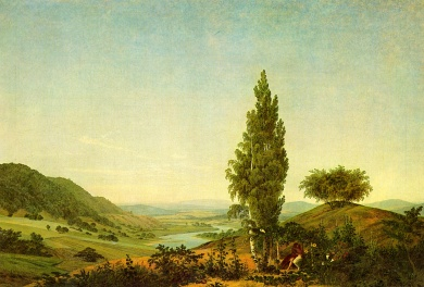 Friedrich - The Summer - 1807