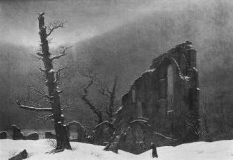 Friedrich - Winter - 1808