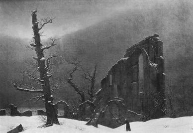 Friedrich - Winter - 1808