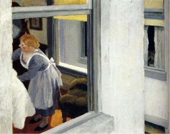 Hopper - Apartment Houses - 1923