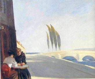 Hopper - Bistro - 1909