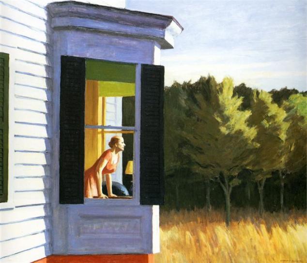 Hopper - Cape Cod Morning - 1950