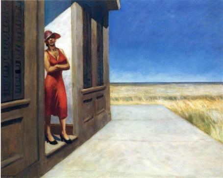 Hopper - Carolina Morning -1955