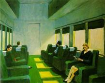 Hopper - Chair Car - 1965