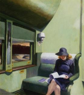 Hopper - Compartment Car - 1938