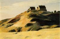Hopper - Corn Hill - 1930