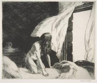 Hopper - Evening Wind - 1921