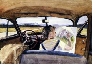 Hopper - Jo in Wyoming - 1946