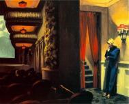 Hopper - New York Movie 1939