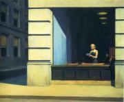 Hopper - New York Office - 1962