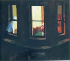 Hopper - Night Windows - 1928