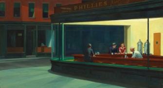 Hopper - Nighthawks - 1942