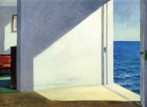 Hopper - Room by the Sea - 1951