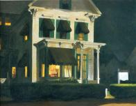 Hopper - Rooms for Tourists - 1945