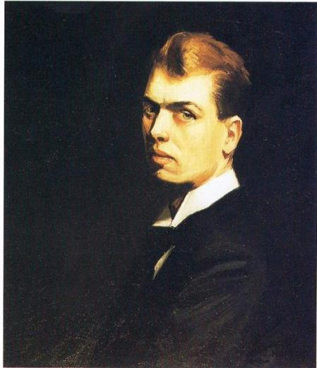 Hopper - Self-Portrait - 1906