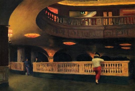 Hopper - Sheridan Theater - 1937
