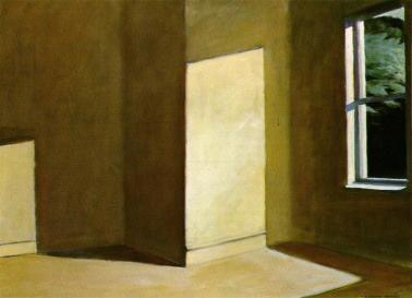 Hopper - Sun in an Empty Room - 1963